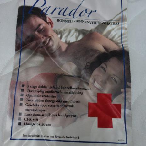 Medisch verantwoord binnenveringsmatras