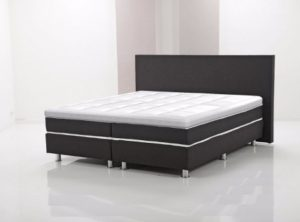 Luxe Boxspring set Platinum