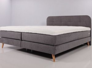 Retro boxspring set Fienne