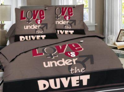 Dekbedovertrek Love is Under