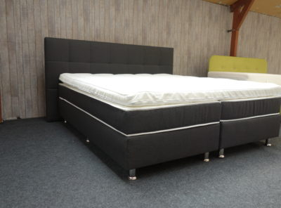 Luxe boxspring set