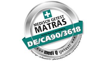 Mediq Air matras medisch getest